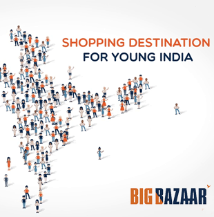 Big Bazaar-Making India Beautiful