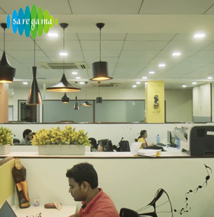 Saregama India-Recruitment Film
